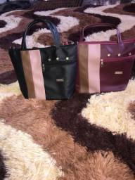 Bolsa feminina com alça