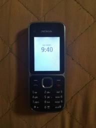 Vendo Nokia c2 simples desbloqueado