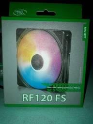 2 cooler deep cool RF120FS 120mm
