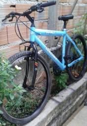 Bicicleta Sundown 18 marchas de alumínio
