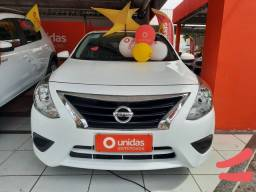 Nissan Versa 1.6 - 2018 - pronta entrega