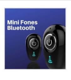 Mini fones de ouvido bluetooth - entrega grátis