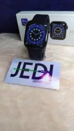 Relógio Smartwatch T500+ 44mm Original Faz Ligação
