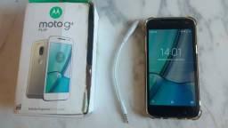 Moto G4 Play - venda ou troca