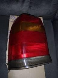 Lanterna Omega lado esquerdo