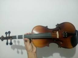 Violino vendo urgente novinho perfeito estado