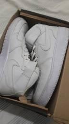 Tênis Nike Air Force Branco (N°42)