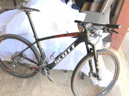Bike carbono tamanho 19