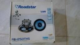 Subwoofer 12 polegadas dual magnetic Roadstar - RS 1250 THS