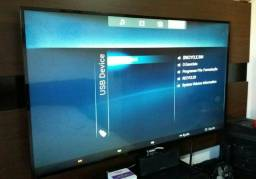 "Smart TV LED Philips 55"" Full HD"