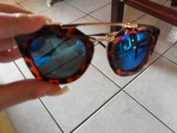 Vendo óculos seminovos