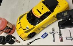 Corvette 1/8 combustão vendo ou troco por MacBook