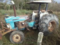 Trator ford 6610 Repasse