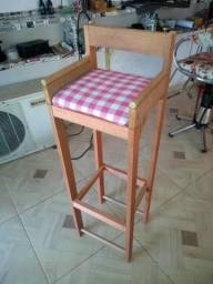 Cadeira pra barbearia