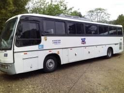 Ônibus rodoviário /vendo ou troco casa,terreno