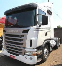 Scania G380 - 2010/10 - 6x2 I Com garantia e pneus novos (ATP 2413) - 2010