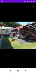 Camping na melhor Praia de Fortaleza