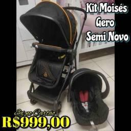 Kit Moisés semi-novos