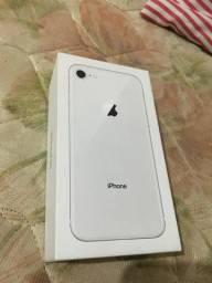 Caixa iPhone 8