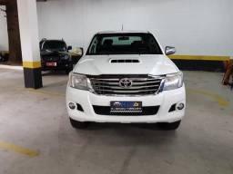 Toyota Hilux SRV Diesel 3.0 CD 4x4 Turbo Intercooler Aut - 2014