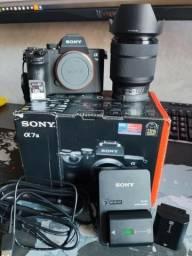 Kit Sony A7iii Mirrorless + Lente Sony Fe 28-70mm (sel2870)