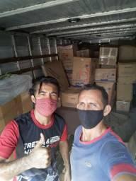 Fazemos frete para todo local de Manaus é só ligar