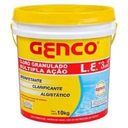 Produtos para piscicna,Cloro Genco