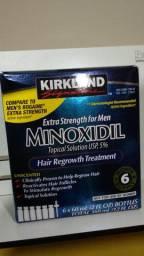 Estimula crescimento Minoxidil Cabelo