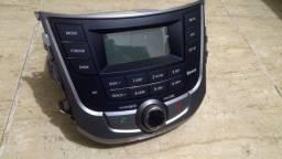 Rádio original Hyundai HB20 + Code