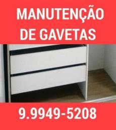 Manutenção e conserto de móveis em domicílio