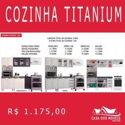 Armário titanium Armário titanium Armário titanium o9