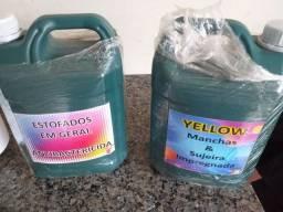 Produtos para higienização concentrado