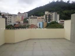 Bairro Vale do Ipê - Linda cobertura duplex de 3 quartos com elevador e 2 vagas