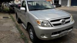 Toyota hilux cabine simples  - 2006