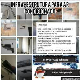 serviço ar condicionado