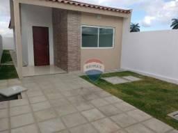Casa com 3 dormitórios à venda, 81 m² por R$ 140.000 - Jardim Miritania - Santa Rita/PB