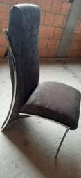 Linda cadeira Bel metais!