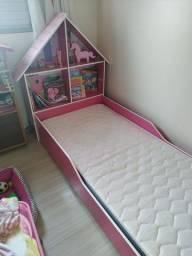 Vende-se cama infantil semi-nova