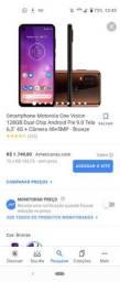 Motorola One Vision semi novo