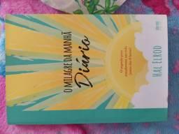 Livro o milagre do amanhã diário