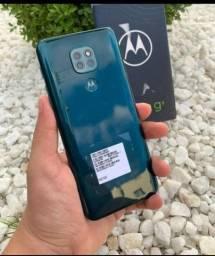 Super Promoção - Motorola G9 Play 64GB Novo com 1 ano de garantia + Brindes !