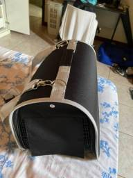 Bolsa de dog para viagem