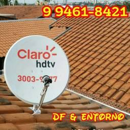 Antenista instalador de antenas servicos em tv em gerais antenista