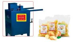 Máquina de Batatas (corta e frita) completa e nova