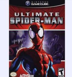 Vendo Spider Man ULTIMATE Gamecube