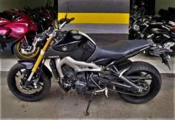 Yamaha MT09 - 2015