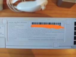 Nintendo Wii Branco desbloqueado + HD externo Seagate 500gb com jogos