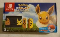 Nintendo Switch Pokémon Let's Go Eevee Edition