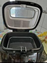 Fritadeira elétrica mondial 2,5 lts