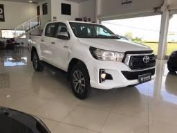 Toyota Hilux Srv 2.8 Automática Diesel 2019